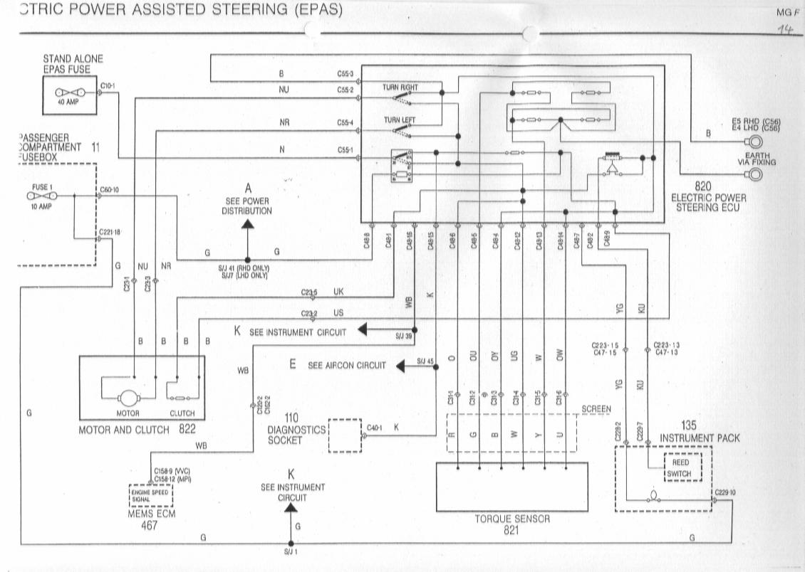 sb14 diagrams 1540980 mg zr wiring diagram mg zr horn wiring diagram rover 45 wiring diagram at crackthecode.co