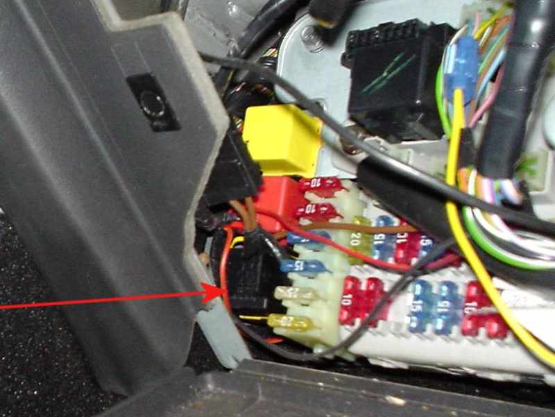 relais_00293 mgf mgtf sicherungen fuses mgf fuse box location at gsmportal.co