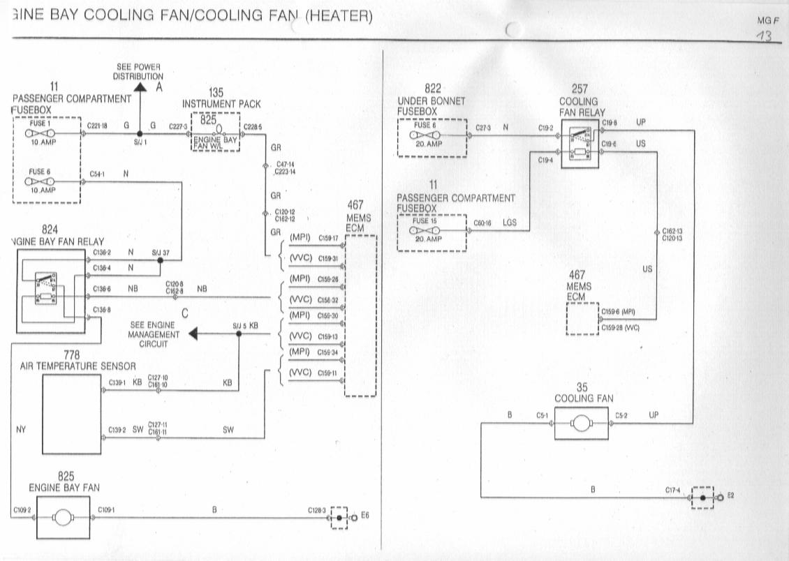 Rover 620 Wiring Diagram Electrical Diagrams 400 Fuse Box Mems Basic Guide U2022 414