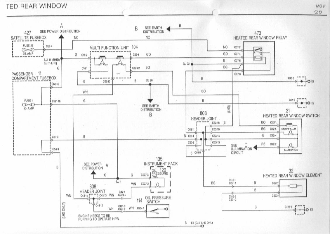 Rover 75 Rear Light Wiring Diagram Diagrams Multi Switch Heated Seat Library Rh 4 Codingcommunity De Multiple Lights